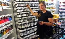 IN-EX Färg AB utökar sin försäljning via e-handel med hjälp av Jetshop och Unifaun