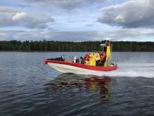 Pressinbjudan: Ny sjöräddningsbåt namnges vid Carlsvikspiren på Alnö, fredagen den 29 juni