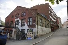 Kulturgaten Brenneriveien på Grünerløkka