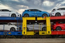 De Ziua Națională a României, primele unități Ford Puma produse la Craiova pleacă spre piețele europene