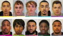 "Moped ""smash and grab"" gang found guilty of 17 burglaries"