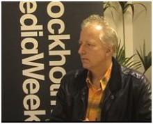 Rolf van den Brink redaktör för StockholmMediaWeek 2010