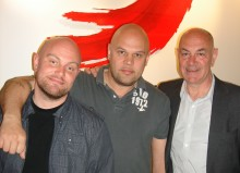 Swartling och Breitholtz startar The Nursery på Sony Music