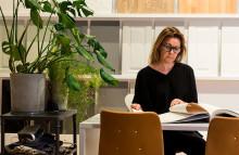 Mora Armatur samarbetar med inredaren Mija Kinning under Hem, Villa & Bostadsrätt