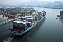 Maersk och IBM i nytt samarbete -  tillsammans lanserar de den första internationella, branschomfattande, Blockchainlösningen