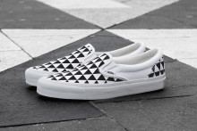 Sneakersnstuff and Vans drops their first collaboration together!