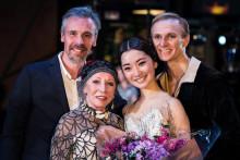 Haruka Sassa - ny premiärdansare