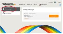 Nya funktioner på Flygbussarnas webbplats förenklar köpet