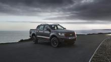 Ford presenterar Ranger Thunder i begränsad upplaga