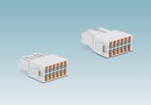 Kompakt insats med Push-In anslutning för modulära industridon