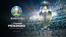 UEFA EURO 2020™ UPDATE FOR eFootball PES 2020 TO BE RELEASED ON JUNE 4