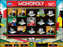 Monopoly Dream Life slot