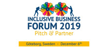 Welcome to Inclusive Business Forum 2019!