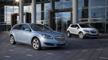 """Nya """"viskande"""" dieselmotorer i Opel Mokka och Insignia"""