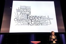 Kulturprogrammet  för våren 2017 presenterades