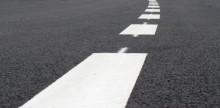 Asfaltbeläggningar i Boden asfalterar väg 45 och väg 97
