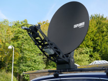 Cobham SATCOM: EXPLORER 8120 Chosen for Australian Remote Worker Welfare