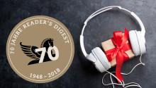 Podcast zum Geburtstag von Reader's Digest