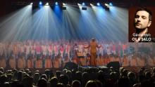 """Konsert med """"Du kan sjunga gospel""""-kören och Ola Salo"""