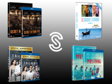 Nyheter på BLU-RAY, DVD och DIGITALT från Scanbox Entertainment i juli
