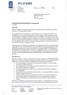 SP Fuktsäkerhetsbedömning - Plintgrund för villa uppfyller inte BBR