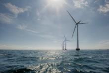 Danmarks største havvindpark skal ligge i Nordsøen