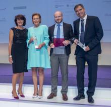 Herzlichen Glückwunsch an Evi Brandl (Vinzenzmurr) und German Bionic Systems!