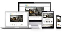 Volvo Construction Equipment lanserar webbplats med helt nytt utseende