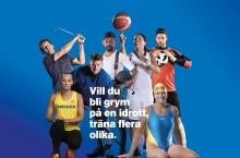 Vill du bli grym på en idrott - träna flera olika