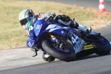 Nytt bandäck från Dunlop vinner det ultimata testet – seger på sin racingdebut