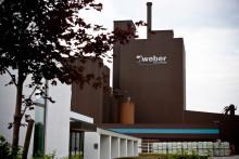 Leca® fabrikken fylder 60 år og er stadig i topform