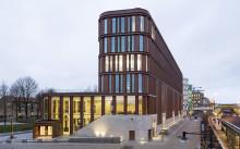 Nya tingsrätten får Lunds stadsbyggnadspris