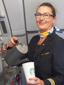 Starbucks går i luften med Spies