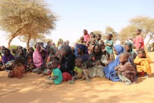 VIOLENCE DISPLACES MORE THAN 87,000 IN MALI IN JUST THREE MONTHS
