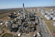 Shell indgår salgsaftale for raffinaderiet i Fredericia