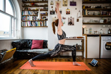 Manduka and Yogaia launch the world's first live online yoga studio in the US