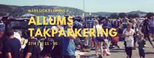 Allums takparkering på lördag