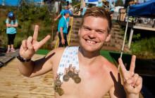 Christoffer först att klara sju lopp under Vansbrosimningens tävlingsvecka