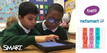 Bli en bättre beställare av digitala verktyg - Följ med på studieresa till BETT tillsammans med SMART | Netsmart och Forum Bygga skola