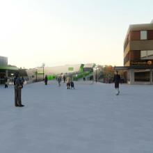 Tyréns projekterar Kallhälls stationsområde