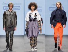 Beckmansstudenter i internationell modetävling i Köpenhamn