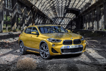 Den helt nye BMW X2