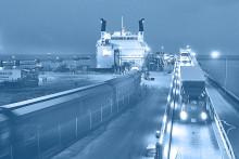 Finns det någon framtid för konventionell järnväg via hamnar?