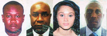 Diplomats jailed for £4.8m tobacco fraud