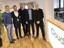 Nytt samarbete stärker CloudPros leverans