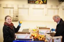 fødevareBanken leverer mad til flere og flere udsatte
