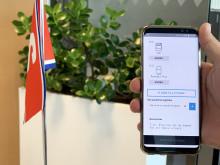 Återbruk av begagnade vitvaror via app – ett led i Stena Fastigheters hållbarhetsarbete