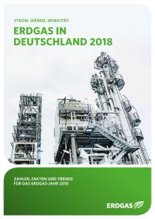 ERDGAS in Deutschland 2018