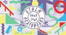 Nu presenterar Artipelag programmet för STHLM Skateboardfestival!