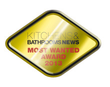 Panasonic Receives Gold Most Wanted Award From Kitchen & Bathroom News